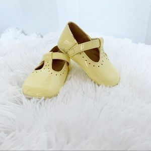 Janie and Jack baby girl Mary Jane shoes